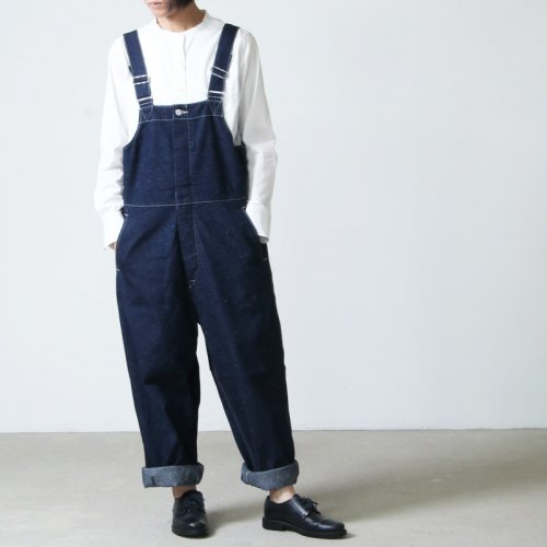 Ordinary Fits (オーディナリーフィッツ) DUKE OVERALL one wash / デュークオーバーオール