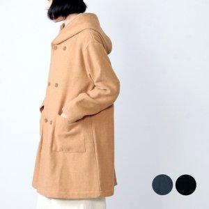 Commencement (コメンスメント) Wool parker coat / ウールパーカーコート