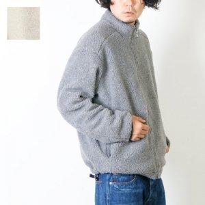BAMBOOSHOOTS (バンブーシュート) Fleece Reversible Jacket / フリース リバーシブル ジャケット #Men