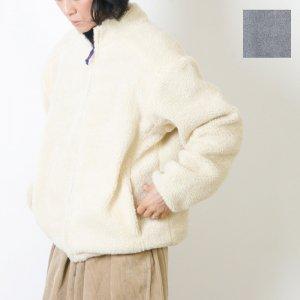 BAMBOOSHOOTS (バンブーシュート) Fleece Reversible Jacket / フリース リバーシブル ジャケット #Women