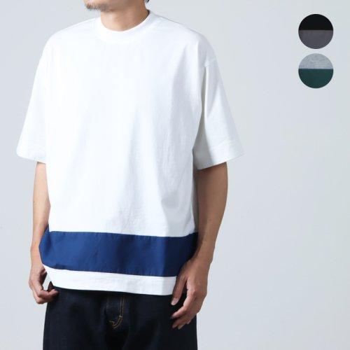 nisica (ニシカ) ウールツイードワイドパンツ