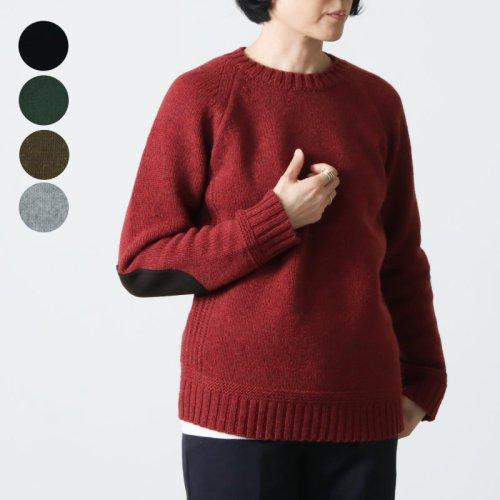 [THANK SOLD] Soglia (ソリア) LANDNOAH Sweater / ランドノアセーター #Women