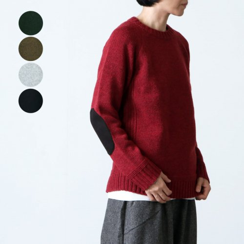 [THANK SOLD] Soglia (ソリア) LANDNOAH Sweater / ランドノア セーター