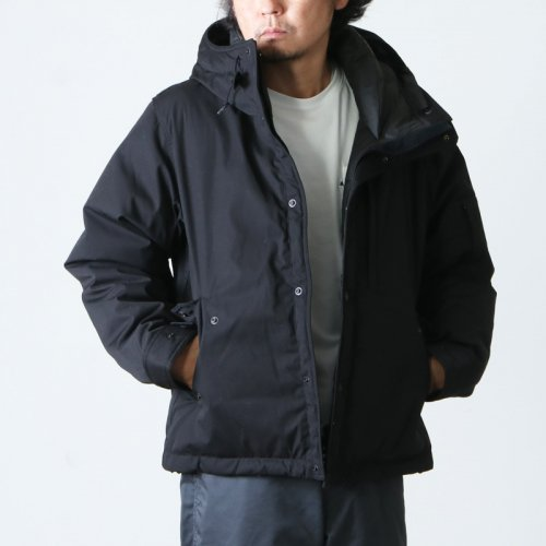 THE NORTH FACE PURPLE LABEL (ザ ノースフェイス パープルレーベル) 65/35 Mountain Short Down Parka Men