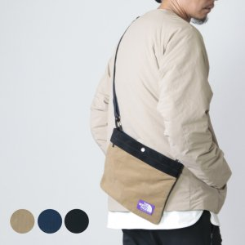 THE NORTH FACE PURPLE LABEL (ザ ノースフェイス パープルレーベル) Corduroy Shoulder Bag / コーデュロイショルダーバッグ