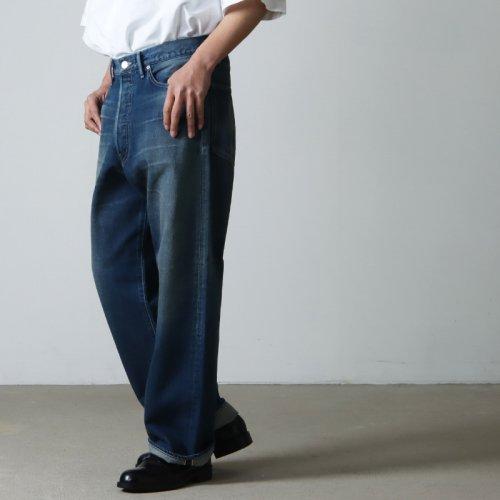 Graphpaper (グラフペーパー) Brisbane Moss Cook Pants / ブリスベンモス コックパンツ