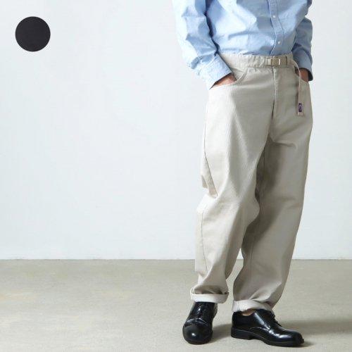 THE NORTH FACE PURPLE LABEL (ザ ノースフェイス パープルレーベル) Jazz Nep Field Pants With Belt / ジャズネップフィールドパンツ