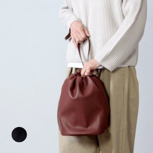 STYLE CRAFT (スタイルクラフト) ゴートドロップ巾着バッグ L