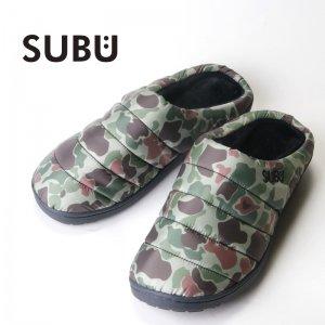 [THANK SOLD] SUBU (スブ) SUBU DUCK CAMO / スブダックカモ