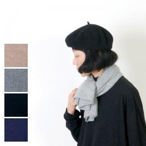 Johnstons (ジョンストンズ) cashmer short scarf / カシミヤショートスカーフ