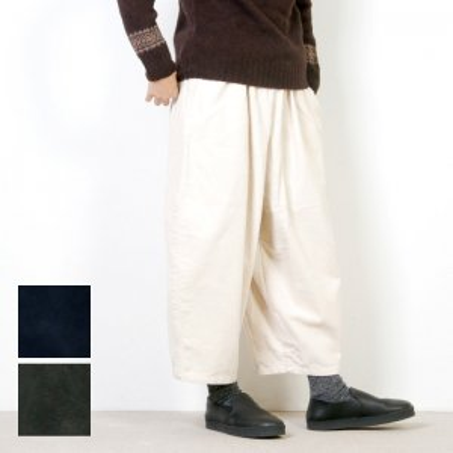 Ordinary Fits (オーディナリーフィッツ) BALL PANTS corduroy / ボールパンツ コーデュロイ