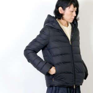 [THANK SOLD] DUVETICA (デュベティカ) AILIE matte nylon / 2wayフードショートダウンジャケット
