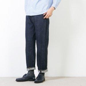 YAECA (ヤエカ) DENIM PANTS STRAIGHT 12oz / デニムパンツストレート12オンス