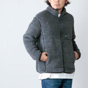 [THANK SOLD] snow peak (スノーピーク) Wool Fleece Jacket / ウール フリース ジャケット