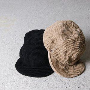 DECHO (デコー) BALL CAP -Corduroy- / ボールキャップ コーデュロイ