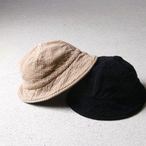 DECHO (デコー) PUTON HAT -Corduroy- / プトンハット コーデュロイ