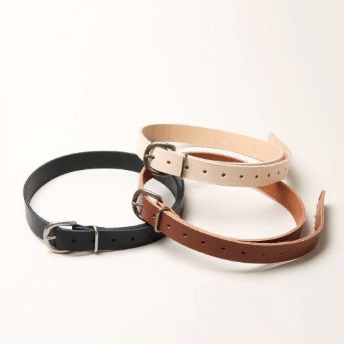 Hender Scheme (エンダースキーマ) tanning belt / タンニングベルト