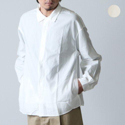 YAECA (ヤエカ) COMFORT SHIRT EXTRA WIDE / コンフォートシャツ エクストラワイド