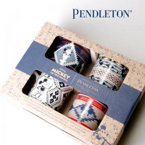 PENDLETON (ペンドルトン) ペンドルトン PENDLETON コレクティブル セラミックマグセット XK873 / ペンドルトン×ディズニー ミッキー マグセット