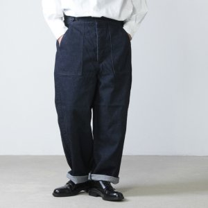[THANK SOLD] Ordinary Fits (オーディナリーフィッツ) JAMES PANTS one wash / ジェームズパンツ ワンウォッシュ