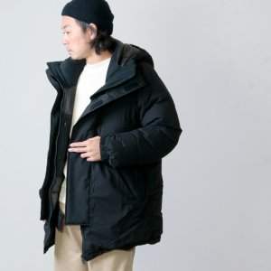 NANGA (ナンガ) MOUNTAIN BELAY COAT / USA MODEL