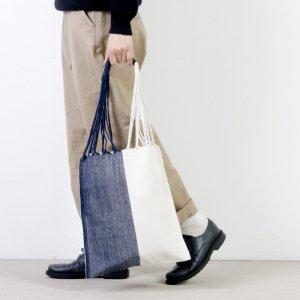 pips (ピップス) HAMMOCK BAG  white blue bicolor / ハンモックバッグホワイトブルーバイカラー