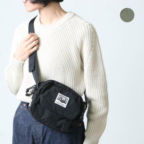 MT.RAINIER DESIGN (マウントレイニアーデザイン) ORIGINAL FLAP SIDE BAG / オリジナルフラップサイドバッグ