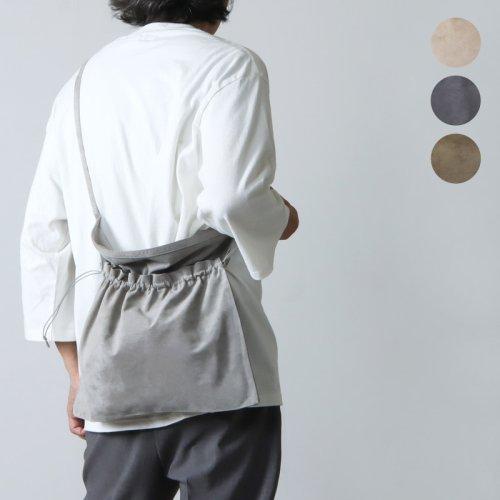 Hender Scheme (エンダースキーマ) red cross bag big