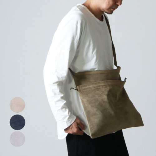 Hender Scheme (エンダースキーマ) red cross bag big / レッドクロスバッグ ビッグ