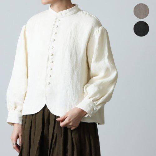 Gauze (ガーゼ) オリジナルコーティングリネンHAORIジャケット