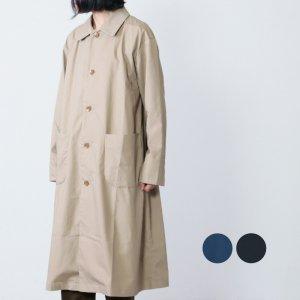 have a good day (ハブアグッドデイ) Cotton over coat / コットンオーバーコート