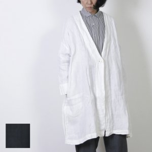 jujudhau (ズーズーダウ) V-NECK COAT / Vネックコート
