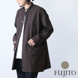 [THANK SOLD] FUJITO (フジト) Shirt Coat / シャツコート