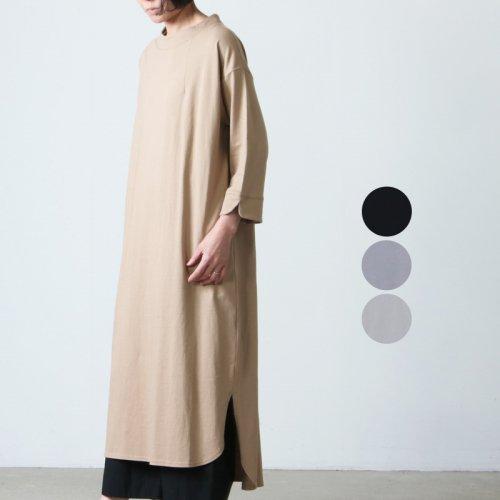 kelen (ケレン) Mock Neck Dress Ika / モックネックドレスイカ