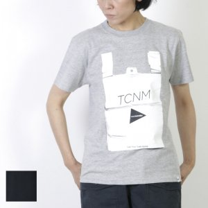 and wander (アンドワンダー) TCNM vinalbag T by toconoma for woman / TCNM バイナルバッグTシャツ by トコノマ レディース