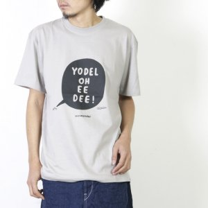 and wander (アンドワンダー) YODEL T by Bob Foundation for man / ヨーデルTシャツ by ボブファンデーション メンズ