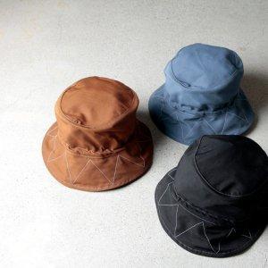and wander (アンドワンダー) 60/40 cloth hat / 60/40クロスハット