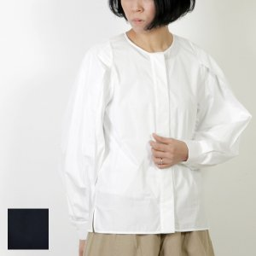 TICCA (ティッカ) タックスリーブシャツ