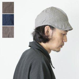 TATAMIZE (タタミゼ) WORK CAP LINEN / ワークキャップ リネン