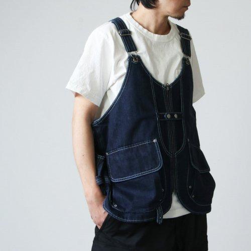 snow peak (スノーピーク) Indigo TAKIBI Vest