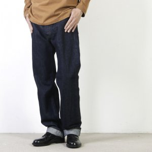 snow peak (スノーピーク) SelvedgeJeansPantsRegularFit / セルヴィッチデニムジーンズパンツ レギュラーフィット