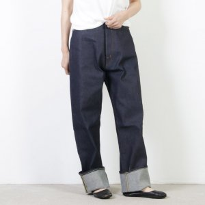 kha:ki (カーキ) HIGHRISE STRAIGHT DENIM