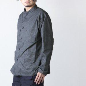 ENGINEERED GARMENTS (エンジニアードガーメンツ) Dayton Shirt - Polyester Microfiber / デイトンシャツ