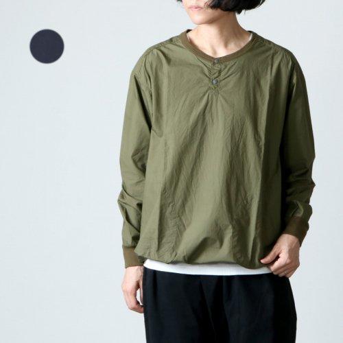have a good day (ハブアグッドデイ) No collar shirts size:1 / ノーカラーシャツ