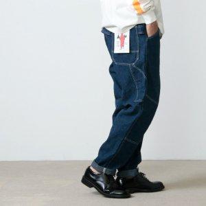 CAL O LINE (キャルオーライン) DENIM CARPENTER PANTS / デニムカーペンターパンツ