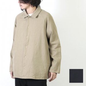 YAECA (ヤエカ) COMFORT SHIRT RAGLAN WIDE / コンフォートシャツ ラグランワイド