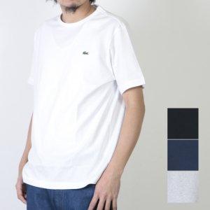 LACOSTE (ラコステ) Tee Shirts / ベーシック クルーネック Tシャツ