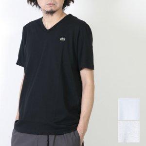 LACOSTE (ラコステ) Tee Shirts / ベーシックVネックTシャツ