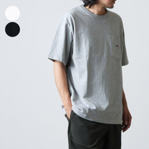 THE NORTH FACE PURPLE LABEL (ザ ノースフェイス パープルレーベル) 7oz H/S Pocket Tee / 7オンス ハーフスリーブポケットTシャツ
