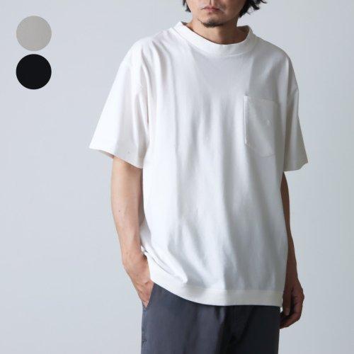THE NORTH FACE PURPLE LABEL (ザ ノースフェイス パープルレーベル) 7oz H/S Pocket Tee / ハーフスリーブポケットTシャツ